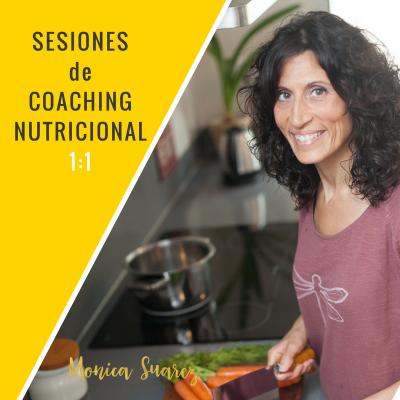 Sesiones coaching nutricional